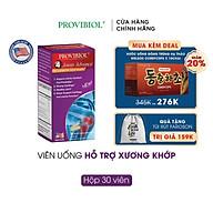 Viên uống glucosamine bổ khớp Provibiol 4 Joints Advance hộp 30 viên thumbnail