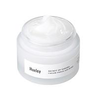 Kem dưỡng da ẩm mượt dạng gel cao cấp dành cho da khô da dầu Huxley Cream Fresh and More 50ml thumbnail