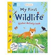 RSPB Garden Wildlife Activity And Sticker Book thumbnail