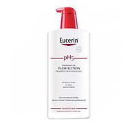 Sữa Tắm cho Da Nhạy Cảm Eucerin pH5 Skin-Protection WashLotion (400 ml) thumbnail