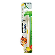 Bàn chải đánh răng Okamura Nakori cho trẻ em Vỉ 1 cây (lông mềm mại, đế hít ) thumbnail