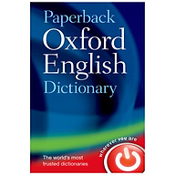 Paperback Oxford English Dictionary (Seventh Edition) thumbnail