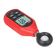Thiết bị đo cường độ ánh sáng UT383 chính xác cao (Tặng kèm quạt mini cắm cổng USB vỏ nhựa giao màu ngẫu nhiên) thumbnail