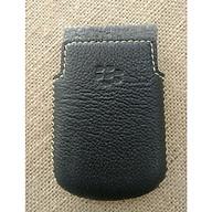 Bao Da Rút Dành Cho Blackberry Bold 9700 9780 Màu Đen Tự Nhiên - Hàng nhập khẩu thumbnail
