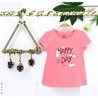combo 2 áo cộc tay dokma xinh xắn cho bé gái ( 2-6t) tặng 1 áo cùng size thumbnail
