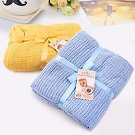 Mền lưới cho bé-Chăn lưới-mền lưới chống ngạt cho bé sơ sinh thumbnail