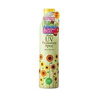 Xịt chống nắng cho mặt và toàn thân Lishan Nhật Bản SPF 50+ PA++++ chai 230g thumbnail