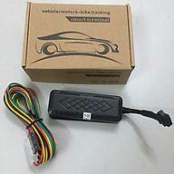 Thiê t bi đi nh vi mini cho ô tô, xe ma y GPS Tracker phiên ba n mơ i nhâ t chô ng nươ c thumbnail