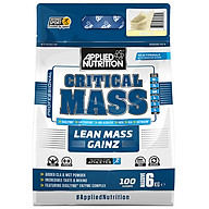 Sữa Tăng Cân Applied Nutrition Critical Mass 6kg thumbnail