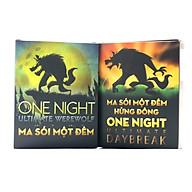 Combo ma sói một đêm One Night + DayBreak Việt Hóa thumbnail
