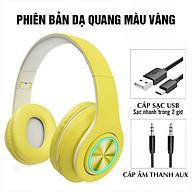 Tai Nghe Bluetooth Chụp Tai Không Dây Có Mic B39 Headphone Bluetooth Bass Mạnh Mẽ thumbnail