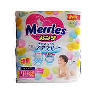 Bỉm quần Merries Nhập Khẩu Nội địa Nhật Bản (Hàng Cộng Miếng) thumbnail