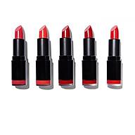 Set son 5 màu Revolution Pro Lipstick Collection - Reds thumbnail