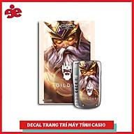 DECAL TRANG TRÍ MÁY TÍNH CASIO VINACAL GAME LIÊN QUÂN 009 thumbnail