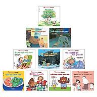 Bộ Sách Ehon Cùng Bé Lớn Khôn (Bộ 10 Cuốn) thumbnail