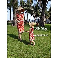 Đầm mẹ và bé, 5 màu thumbnail