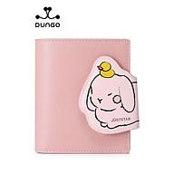 Ví Tiền JUST STAR Thỏ Hồng Vàng JU070694 thumbnail