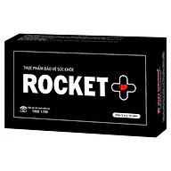 Thực phẩm chức năng Rocket+ Sao Thái Dương cải thiện sinh lý nam (45 viên hộp) thumbnail