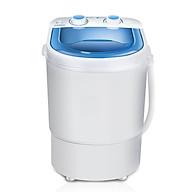 Máy Giặt Mini Giặt Đồ Tiết Kiệm Nước Bán Tự Động Giặt 3,2kg Đồ thumbnail