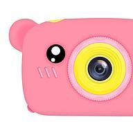 Mini Cute Cartoon 2.0 inch LCD 1080P 1200W Pixel Children Digital Camera Recorder 600mAh thumbnail