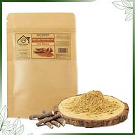 Bột Cam Thảo hữu cơ UMIHOME nguyên chất (35g) bột đắp mặt dưỡng trắng da, dùng tắm trắng, loại bỏ mụn nám tàn nhang hiệu quả thumbnail