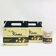 Combo 2 hộp Tỏi đen 500g Kami + Tặng 1 hộp Tỏi đen bóc vỏ Kami 300g thumbnail