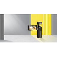 Gimbal Camera bỏ túi Moza Moin Pocket Camera - Hàng chính hãng thumbnail