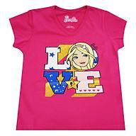 Áo Thun Tay Ngắn Bé Gái Barbie B-5724-08 thumbnail