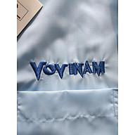 Aó trọng tài Vovinam Aó Sơ Mi Thêu chữ Vovinam Ailaikit thumbnail