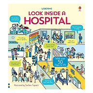 Usborne Look Inside A Hospital thumbnail