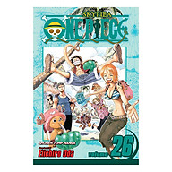 One Piece 26 - Tiếng Anh thumbnail