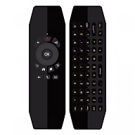 Bàn phím chuột bay KM950V (Có mic) thumbnail