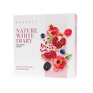Viên Uống Trắng Da Hanvely - 30 Viên - Của Hàn Quốc thumbnail