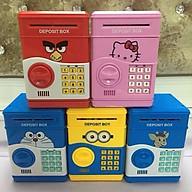 Két mini, đồ chơi thông minh cho bé tặng kèm thước đo chiều cao cho bé thumbnail