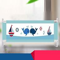 Thanh chắn giường Baby Gift an toàn cho bé giá 1 thanh thumbnail