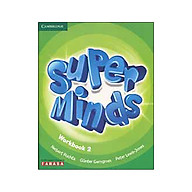 Super Minds 2 - Workbook thumbnail