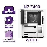 Bo Mạch Chủ NZXT N7-Z490 MOTHERBOARD Màu Trắng - Hàng Chính Hãng thumbnail