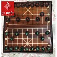 Bộ bàn cờ tướng bằng gỗ trắc, gỗ hương cao cấp thumbnail