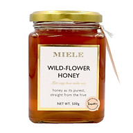 Mật ong hoa miền núi 500g-DUYANHBEE thumbnail