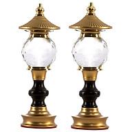 Đèn Thờ Phong Thủy Pha Lê Thần Tài, hình tháp DTT thumbnail