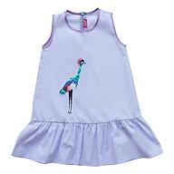 Đầm Kem Đuôi Cá Đính Chim Ruồi Bé gái Cuckeo kids - T41916 thumbnail