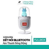 Loa Bluetooth Thỏ LANITH A906 Có Đèn Led RGB - Có Thể Để Bàn Trang Trí Hỗ Trợ Thẻ Nhớ, Jack 3.5, USB - Hàng nhập khẩu thumbnail