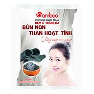 BAMBOO KEM Ủ TRẮNG DA BÙN NON THAN HOẠT TÍNH 110ML thumbnail
