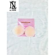 Miếng dán ti silicon tàng hình, siêu mỏng- siêu đẹp thời trang dành cho nữ- LN020- Lê Ngọc Fashion thumbnail