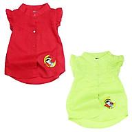 Sơ mi cánh tiên thêu mặt trăng cho bé gái 1-7 tuổi từ 10 đến 22 kg 01222-01225 thumbnail