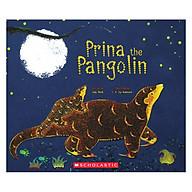 Prina The Pangolin thumbnail