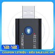 Thiết Bị Thu Phát Nhạc Không Dây USB Bluetooth 5.0 TR6 thumbnail