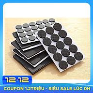 Combo 30 miếng lót chân bàn ghế chống trơn trượt và trầy xước - Giao mẫu ngẫu nhiên thumbnail