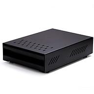 KHAY ĐẬP BẢ CÀ PHÊ CHUYÊN NGHIỆP BARCAFE KNOCKBOX DRAWER TYPE SLAG BOX BLACK QF-E1003 thumbnail