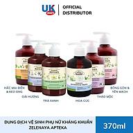 Dung dịch vệ sinh phụ nữ kháng khuẩn Zelenaya Apteka thumbnail